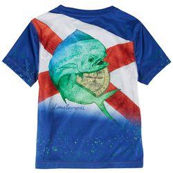 Reel Legends Toddler Boys Lea Szymanski Mahi Mahi T-Shirt