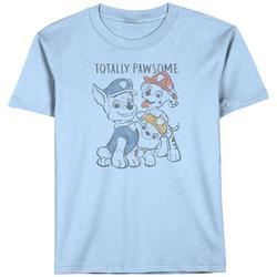 Toddler Boys Paw Patrol Totally Pawsome T-Shirt