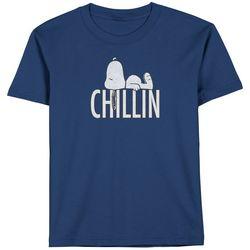 Hybrid Toddler Boys Snoppy Chillin T-Shirt