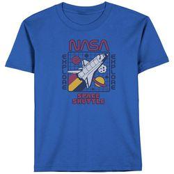 Hybrid Toddler Boys NASA T-Shirt