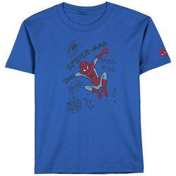 Hybrid Toddler Boys Spider-Man T-Shirt