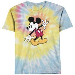 Hybrid Toddler Boys Mickey Mouse Tie Dye T-Shirt