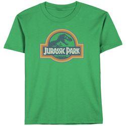 Hybrid Toddler Boys Jurassic Park T-Shirt