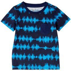 Dot & Zazz Toddler Boys Tie Dye Chest