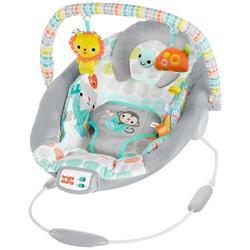 Whimsical Wild Cradling Bouncer