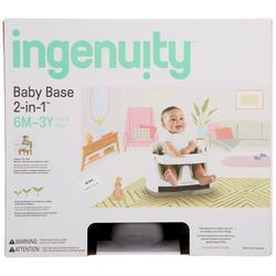 2-in-1 Baby Base Booster Seat