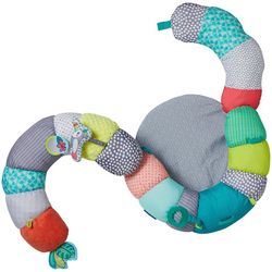 Infantino 2-in-1 Tummy Time & Seated Support Pillow