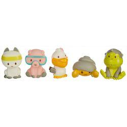 Baby Bum Duke & Friends Bath & Beach Toys