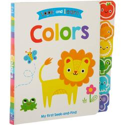 Look And Learn Colors Book