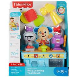 Laugh And Learn Busy Learning Tool Bench