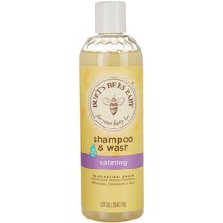 Burt's Bees Baby Calming Shampoo & Wash