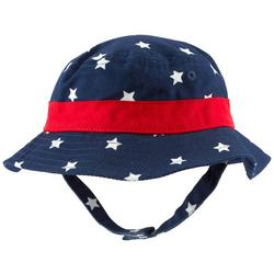 Baby Boys Americana Stars Bucket Hat