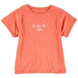 Roxy Big Girls We Are The Sun T-Shirt