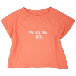 Roxy Little Girls We Are The Sun T-Shirt