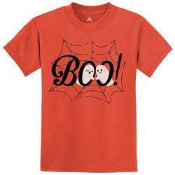 Awayalife Big Girls Boo Ghosts T-Shirt