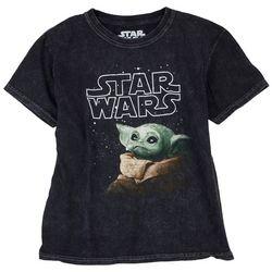 Star Wars Big Girls The Child Faded Screen Print T-Shirt