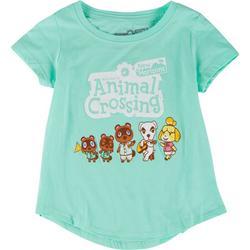 Big Girls Character Print T-Shirt