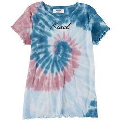 Full Circle Trends Big Girls Tie Dye Kind Top