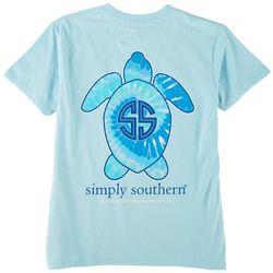 Simply Southern Big Girls Save Turtle T-Shirt