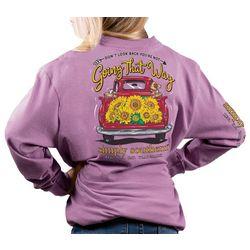 Simply Southern Big Girls Don't Look Back T-Shirt