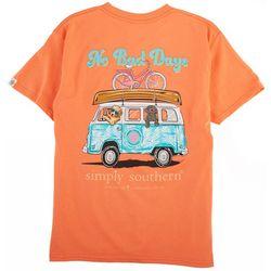 Simply Southern Big Girls No Bad Days T-Shirt