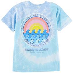 Big Girls Saltwater Heals The Soul T-Shirt