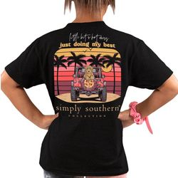 Simply Southern Big Girls Just Doing My Best T-Shirt