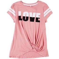 Big Girls Love Stripe T-Shirt