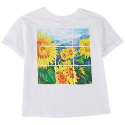Runway Girl Big Girls Sunshine On My Mind T-Shirt