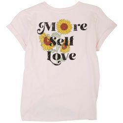 Runway Girl Big Girls More Self Love T-Shirt