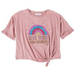Beautees Big Girls Good Things Are Coming T-Shirt