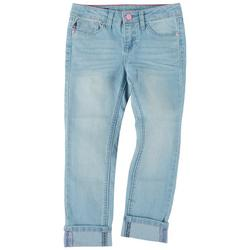 Little Girls Super Stretch Skinny Denim Jeans