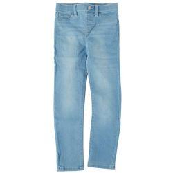 YMI Little Girls Pull-On Skinny Denim Jeans