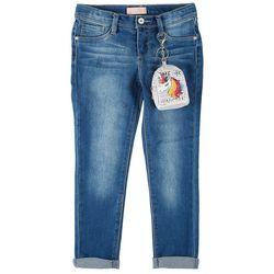 Squeeze Little Girls Skinny Denim Jeans