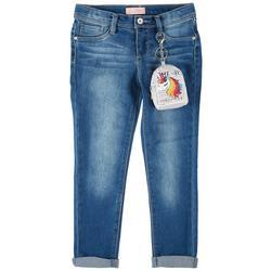 Big Girls Skinny Denim Jeans