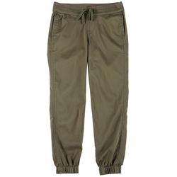 Big Girls Solid Jogger Pants