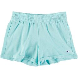 Champion Big Girls Speckle Shorts