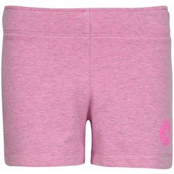 Converse Big Girls Heather French Terry Shorts