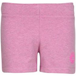 Big Girls Heather French Terry Shorts