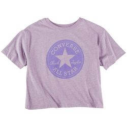 Converse Big Girls Graphic All Star Logo T-Shirt