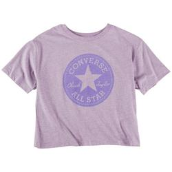 Big Girls Graphic All Star Logo T-Shirt