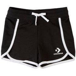 Converse Big Girls Solid Active Drawstring Shorts