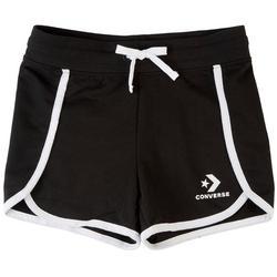 Big Girls Solid Active Drawstring Shorts
