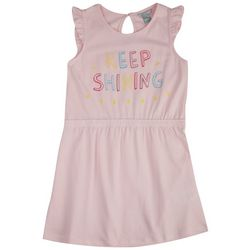 4 Hearts Big Girls Keep Shining Dress