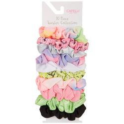 10-pc. Twister Hair Tie Set
