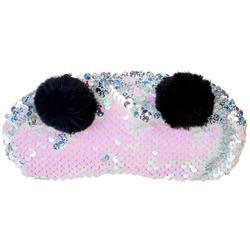 Girls Panda Flip Sequin Sleep Mask