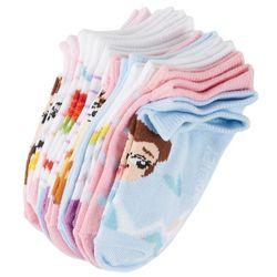 Disney Princess Girls 10-pk. Belle Ankle Socks