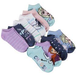 Disney Frozen II Girls 10-pk. Ankle Socks