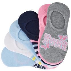 Girls 6-pk. Choose Love Sock Liners
