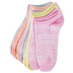 Girls 6-pk. Low Cut Socks